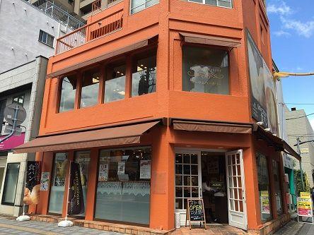 オーサムベーカリー2階オープン1