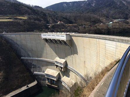 温井ダム2