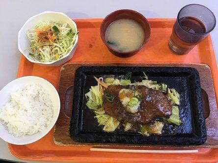 平大学食10