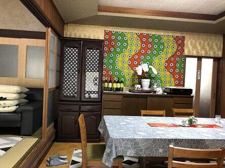 森のキッチン1