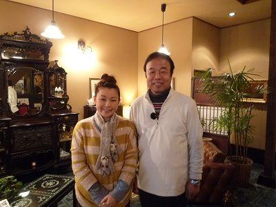 松本裕美子さんとなべさん