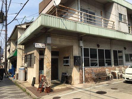 鞆町カフェ1