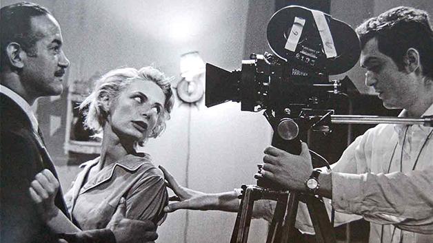 Kubrick-filming-Killers-Kiss