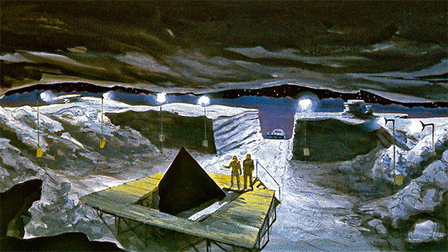 early-monolith-concept-as-a-black-tetrahedron