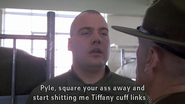 Tiffany cuff links
