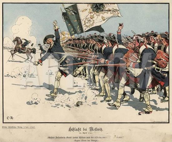 carl-rochling-battle-of-mollwitz