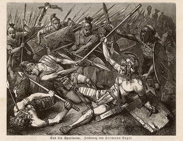Tod_des_Spartacus_by_Hermann_Vogel