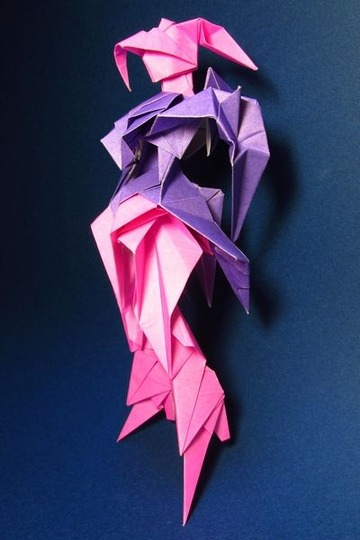 折り紙ロボット