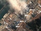 110315破壊された福島第一原発