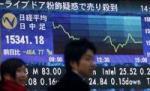 東京株価急落