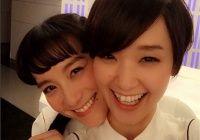 【画像】剛力彩芽と篠原ともえが「姉妹みたい!」 ゴリ押し終了の剛力に「シノラーになれ!」