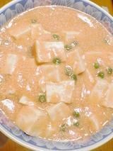 豆腐の明太子煮2