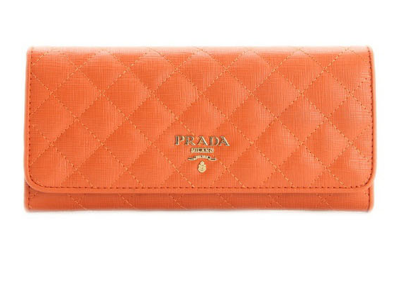 872eb2014b52 コピーサイフ プラダ 財布 Prada wallet 1m1132 4color oragne skyblue beige red