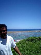 吉野海岸とおっさん