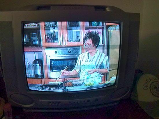 ベトナムの料理番組