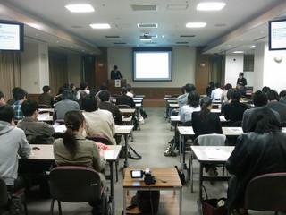 20100315 静岡感染症セミナー 写真2