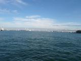 今日の横浜港