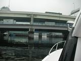 芝浦運河出口