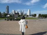 おなじみ横浜の風景