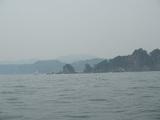 北山崎の奇岩