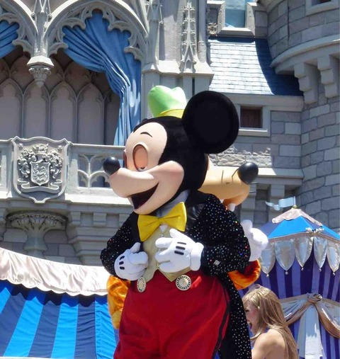 WDW_Dream Along With Mickey_ミッキー