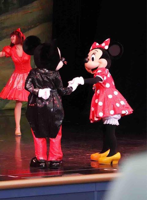 TDS_ワンマンズ・ドリーム2_ミッキー&ミニー