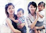 小野社長のお嬢さんとお孫さん