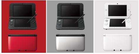 海外サイトで7月28日発売の新型3DS、3DS LLの実機操作ムービーが 公開されています。同時にレビューも