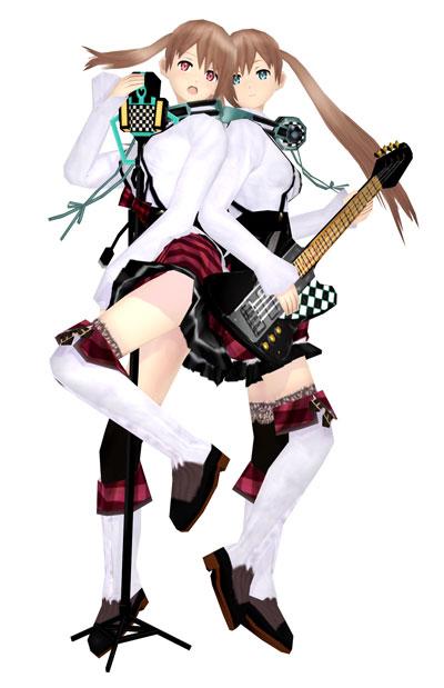 PSP「AKIBA'S TRIP PLUS」中村繪里子さん・内田真礼さん「ダブプリ」コメント 公式サイト更新