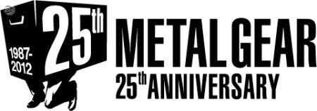 「METAL GEAR」シリーズ生誕25周年記念プレゼントキャンペーンが 8月25日より実施。