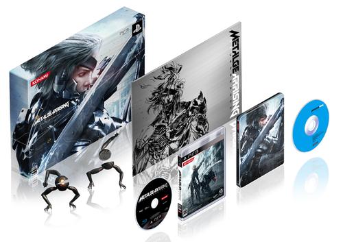 PS3「メタルギアライジング リベンジェンス」体験版プレイムービーが公開