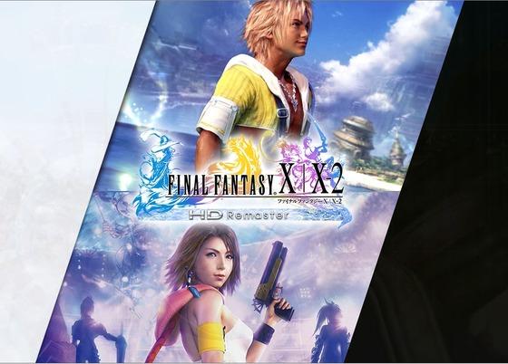 【画像あり】PS3/PSV「ファイナルファンタジーX/X-2 HD」 X-2の「ユウナ」「リュック」「パイン」のビジュアルが判明