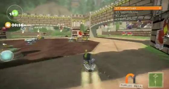 PS3「リトルビッグプラネットカート」 の最新プレイムービーが公開