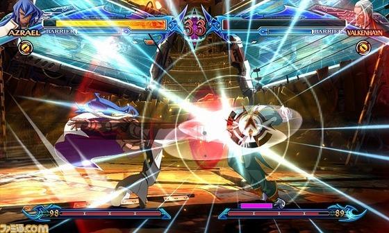 AC「ブレイブルー クロノファンタズマ」の正式稼働が11月21日に決定!