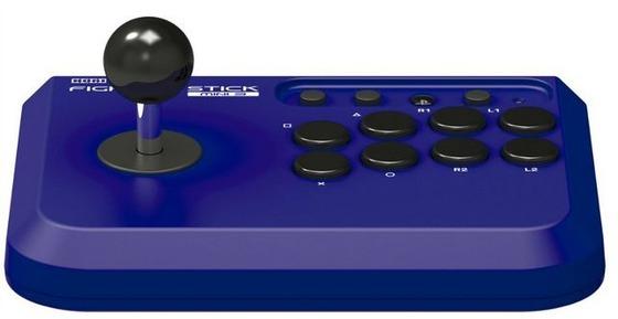 コンパクトなアーケードコントローラーPS2「コンパクトジョイスティック 」PS3版登場「  ファイティングスティックmini3 」発売決定! アマゾン予約開始