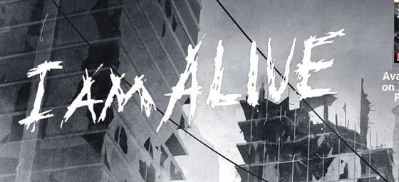 PS3/Xbox 360 「I AM ALIVE」 トレイラームービーが公開