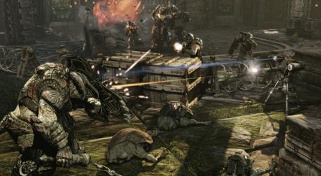 ギアーズ新作登場「Gears of War: Judgment」ゲームディテール