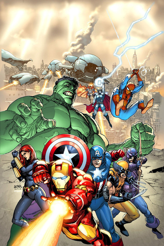 Xbox 360/Wii U新作スーパーヒーローゲーム 「Marvel Avengers: Battle for Earth」のE3トレイラームービー公開