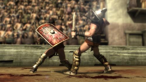 PS3/Xbox360「Spartacus Legends」Cam撮りプレイムービーが公開