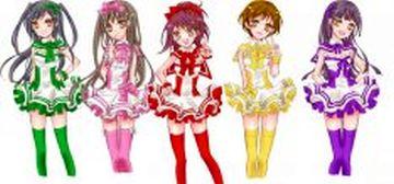 人気アイドルグループ「ももクロ」がマンガ化!5人の伝説をたどる「ももクロ伝説だZ」。