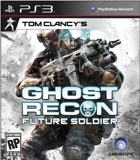 PS3/Xbox360「ゴーストリコン フューチャーソルジャー」解説トレイラー「アニメーション&カバー 」