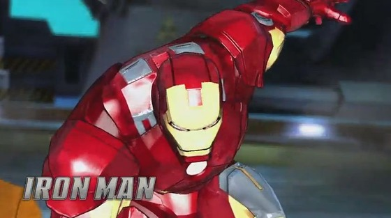 Kinect/Wii U 「Marvel Avengers Battle for Earth」 のデモトレイラーが公開