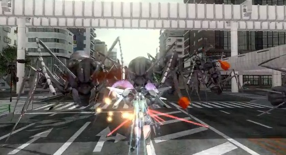 PS3/Xbox360「地球防衛軍4」1stプロモーションムービー(Ver1.5)が公開!