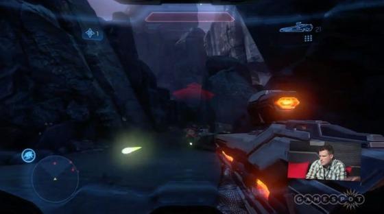 Xbox360「Halo 4」 海外イベントのステージデモムービーが公開