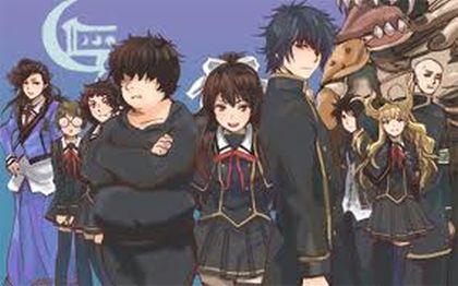 杉田智和原案の同人ゲーム「月英学園」がアークシステムワークスから登場! 「XBLAZE」 最新PVも公開