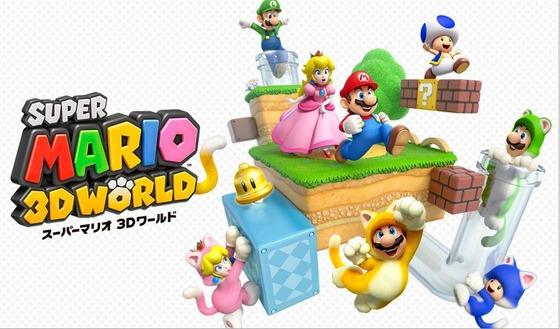 Wii U「スーパーマリオ 3Dワールド」 E3インタビュームービーが公開