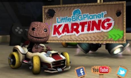 PS3「リトルビッグプラネット カーティング」の 海外版TVCMムービーが公開