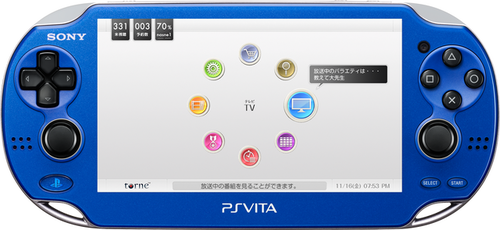 PSV「torne(トルネ)^(TM) PlayStationVita」12月20日より期間限定で無料配信決定