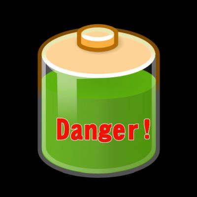 バッテリー節約Androidアプリ称して連絡先を取得されるアプリがあるのでユーザーの方は注意