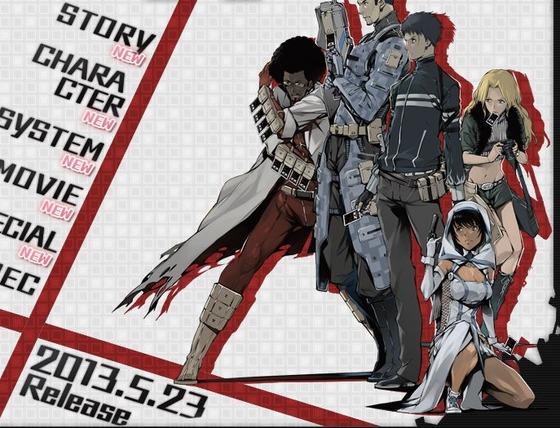 PS3「Z/X (ゼクス)  絶界の聖戦」 プロモーションムービー世界観編が公開